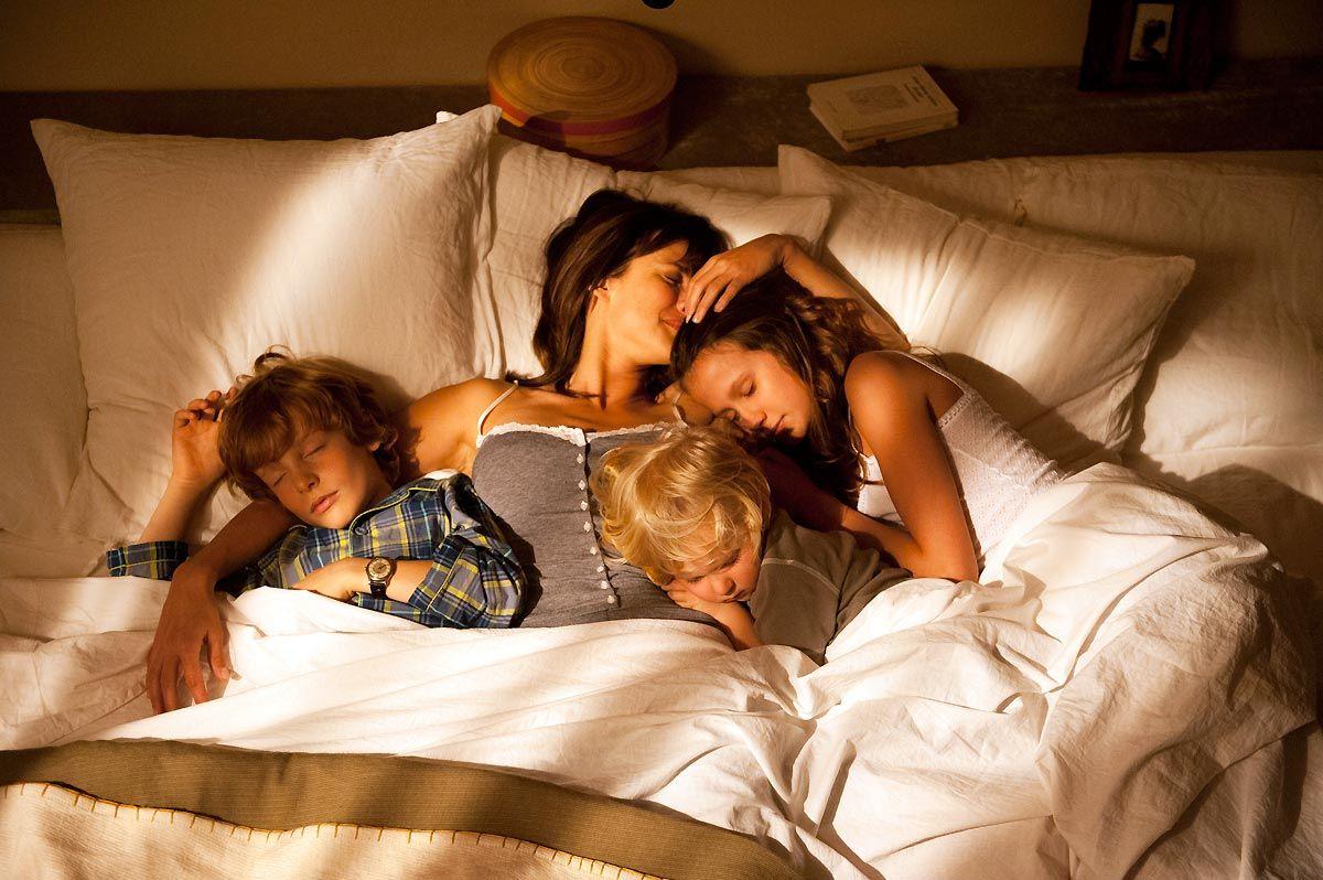Le père comme tiers séparateur: comment trouver cela quand je suis mère célibataire?