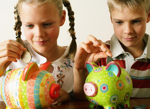 Faut-il donner de l'argent de poche à vos enfants?