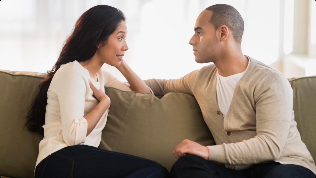 « Mon mari / ma femme a toujours l'impression que je l'agresse, que je lui fais la morale »